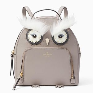 Kate Spade Star Bright Owl Tomi Backpack